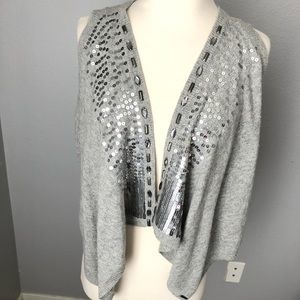 Abercrombie & Fitch Embelished Cardigan